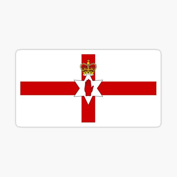 Ulster Banner  Sticker