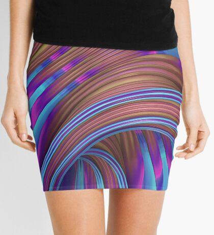 Ride the Swirl Mini Skirt