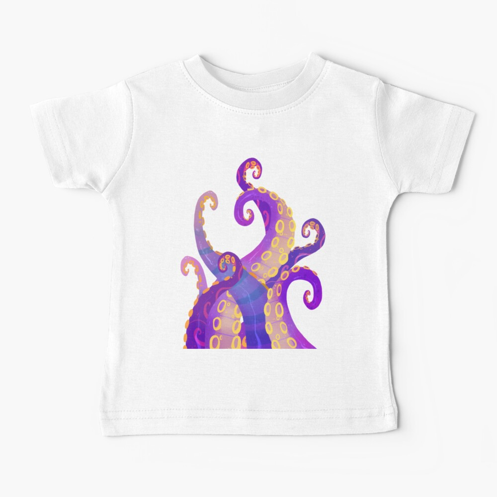 Tentacles Baby T-Shirt