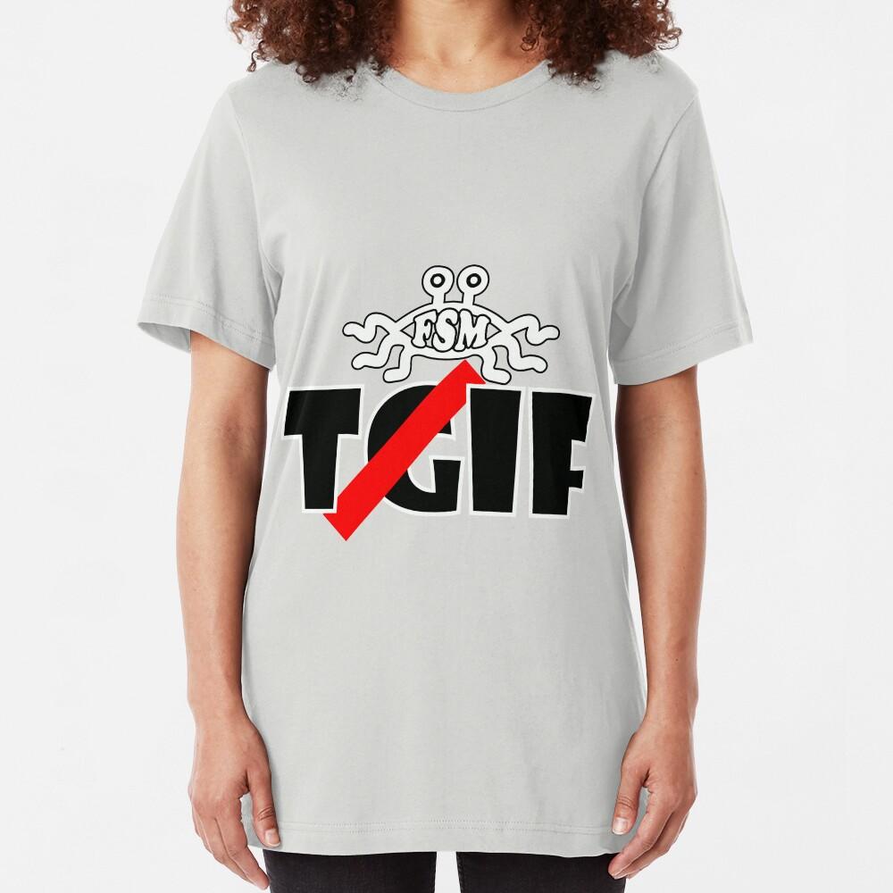 TGIF Slim Fit T-Shirt