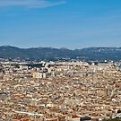 Cityscape of Marseille by AngeloDeVal