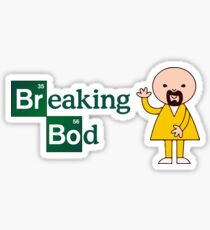Breaking Bod Sticker