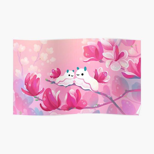 Magnolia sea slug Poster