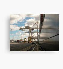 Shipping  Canvas Print
