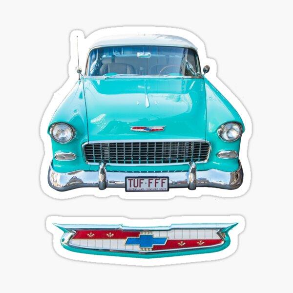 1955 Chevrolet Belair Sticker