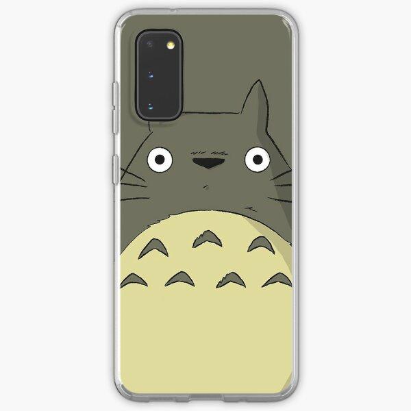 Simple Totoro iPhone Case Samsung Galaxy Soft Case
