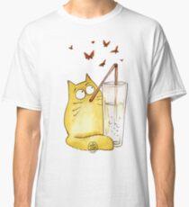 Bubble cat Classic T-Shirt