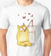 Bubble cat Unisex T-Shirt