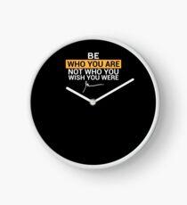 Reloj Gary Vaynerchuk / Gary Vee - Sé quien no eres quien quisieras - BLANCO