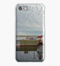 Mabou Harbour Nova Scotia Canada iPhone Case/Skin