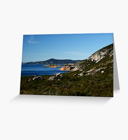 Rocky Cape Greeting Card