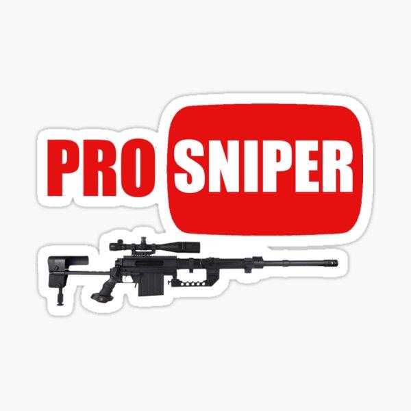 2 GOT BARRETT Sticker Decal Die Cut sniper rifle