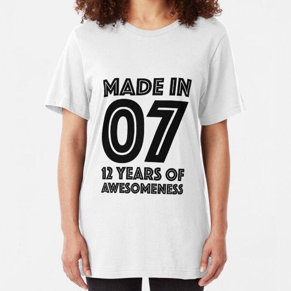 12TH BIRTHDAY I TURNED TWELVE IN QUARANTINE FUNNY BOY/'S//GIRL/'S AGE 12 T-SHIRT
