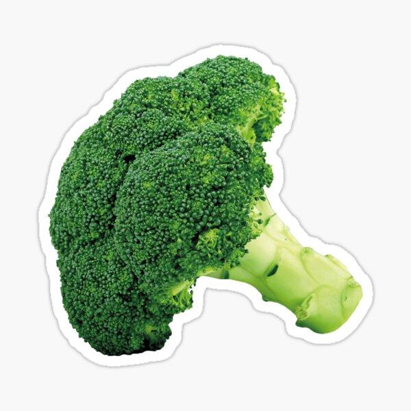 Broccoli. Sticker