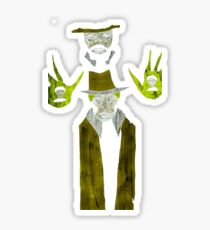 Something Wicked This Way Comes Sticker