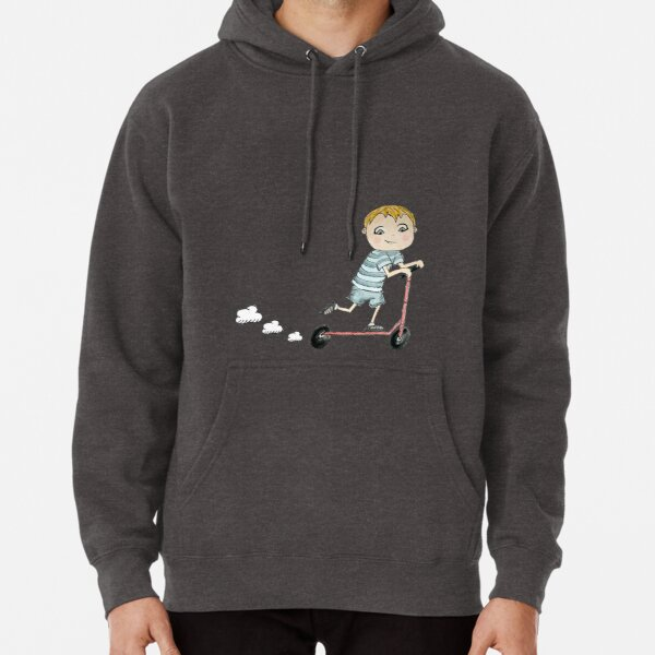 Scooter  Pullover Hoodie