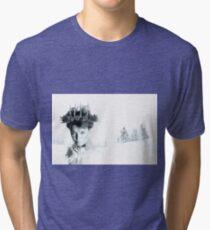 Snow Queen of Narnia Tri-blend T-Shirt