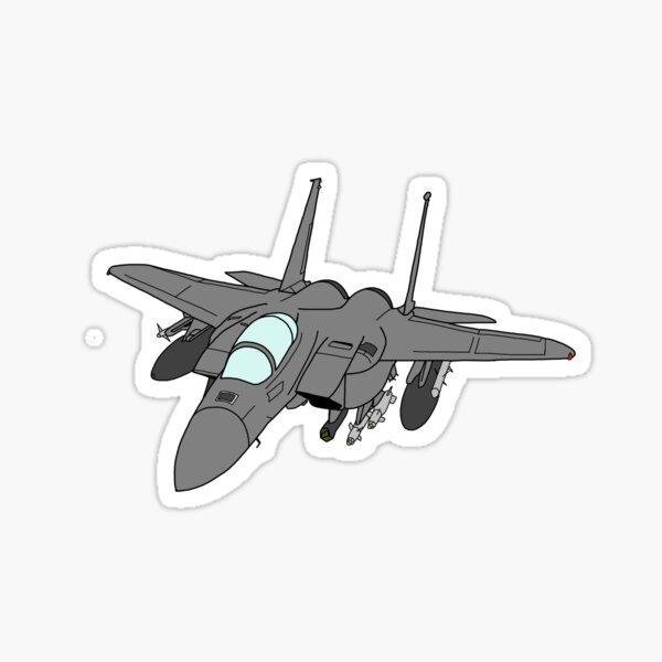 F-15E Strike Eagle Sticker