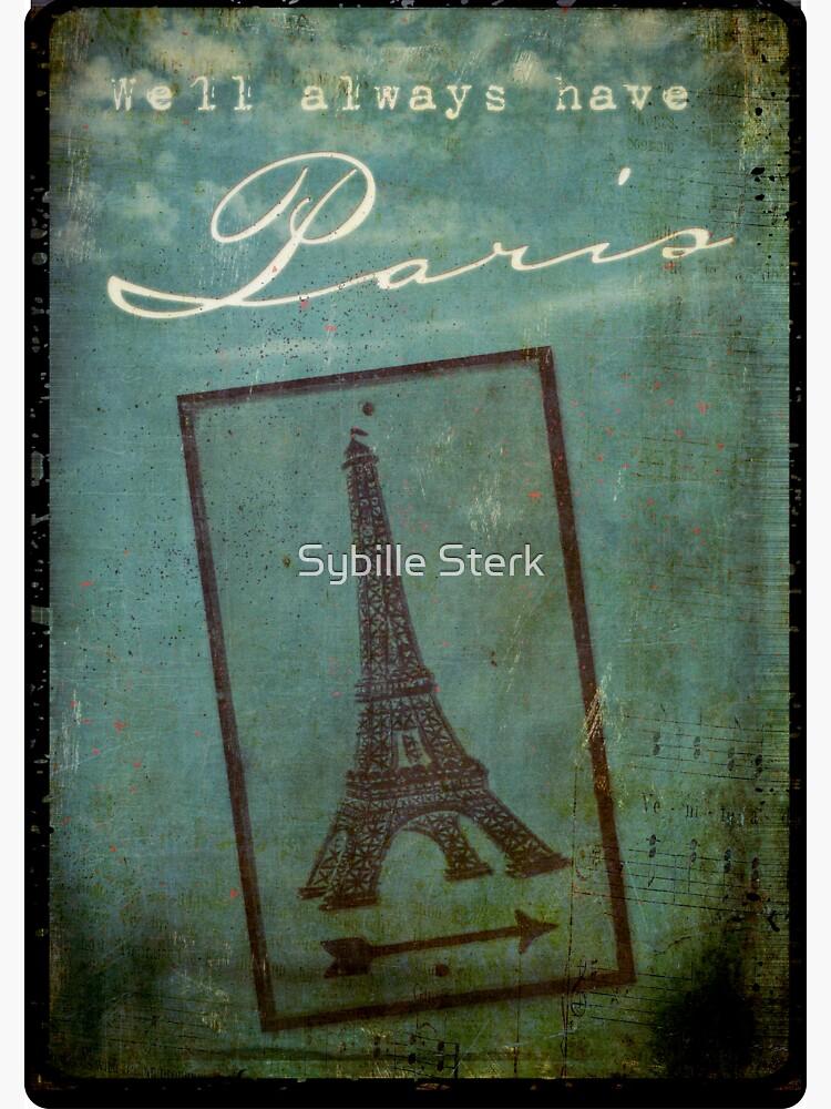 Paris by MagpieMagic
