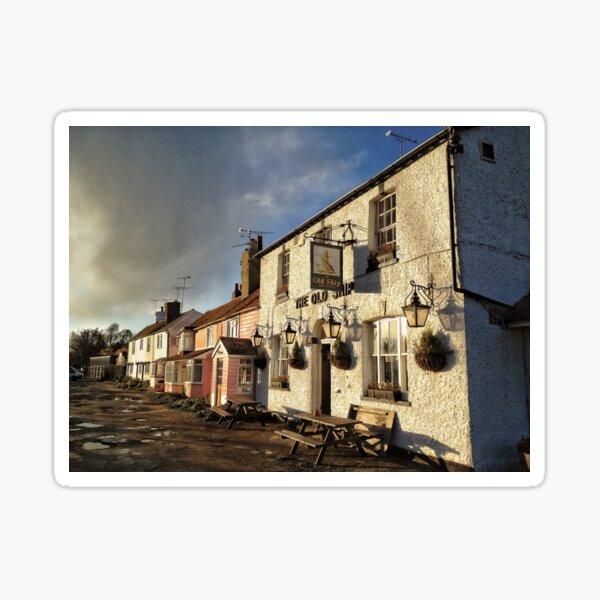 Old Ship Inn, Heybridge Sticker