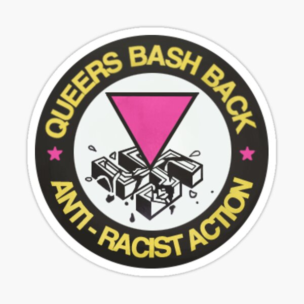 Bash Back Sticker