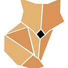 Geometric Fox by annarr