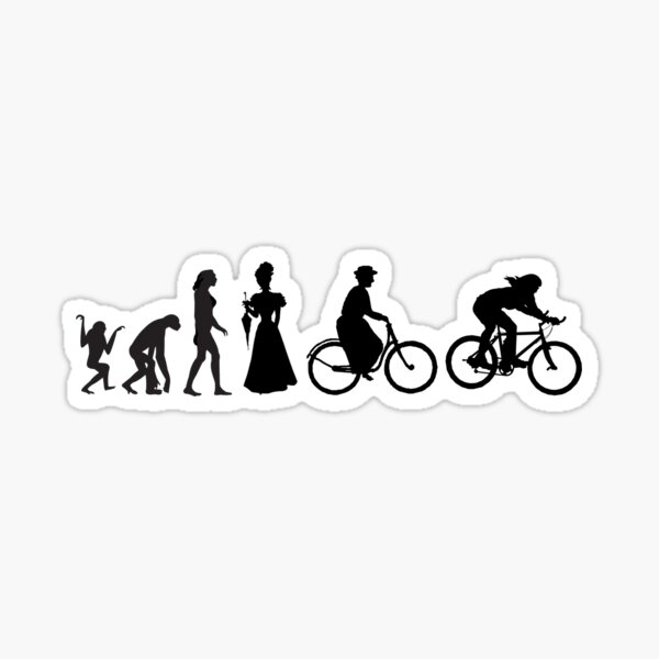 New Bike Stickers Redbubble