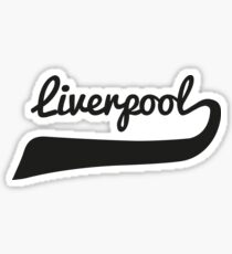 Liverpool Swirl T-Shirt Apparel Sticker