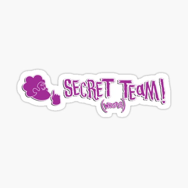 Steven Universe - Secret Team! Sticker
