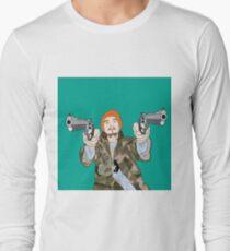 Kevin Pouya  Long Sleeve T-Shirt