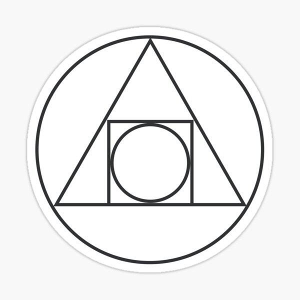 Philosopher's Stone Sticker