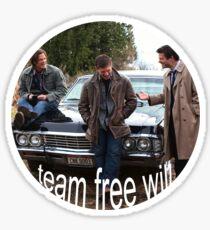 Team Freier Wille Sticker