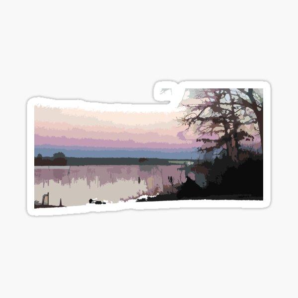 Lake Fork 04 Sticker