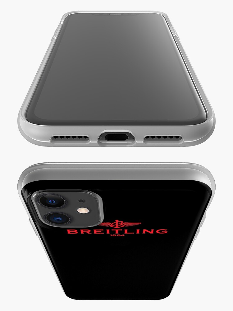 Alternate view of Recent Breitling Logo iPhone Case & Cover
