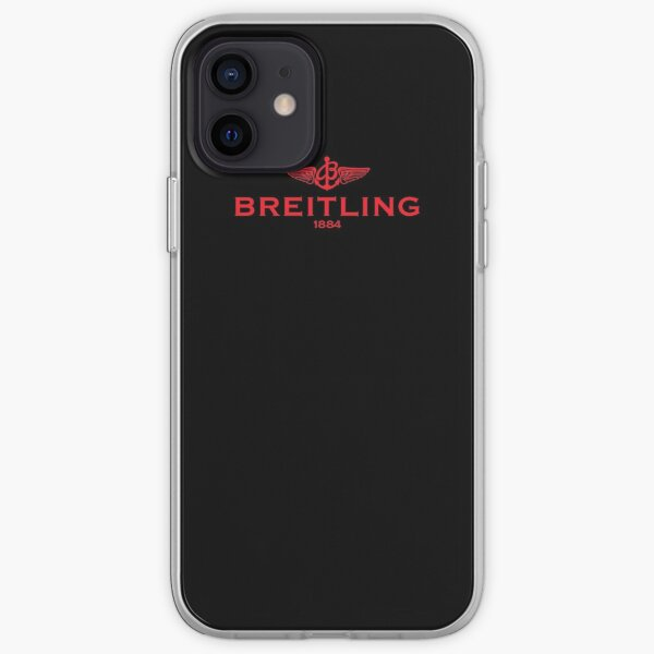 Recent Breitling Logo iPhone Soft Case