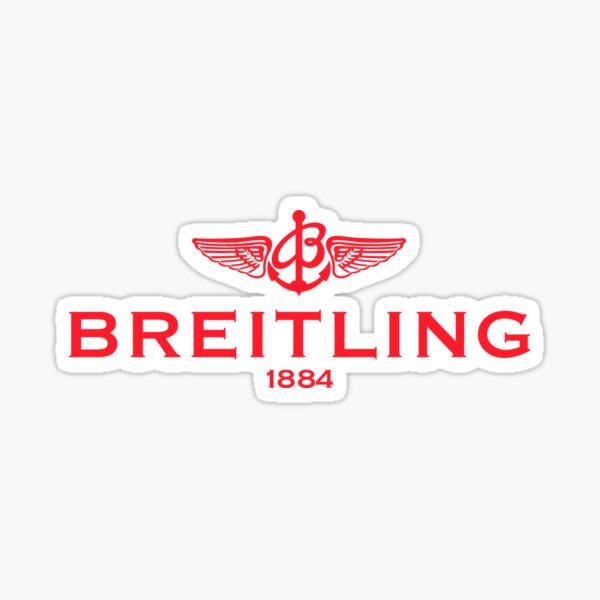 Recent Breitling Logo Sticker