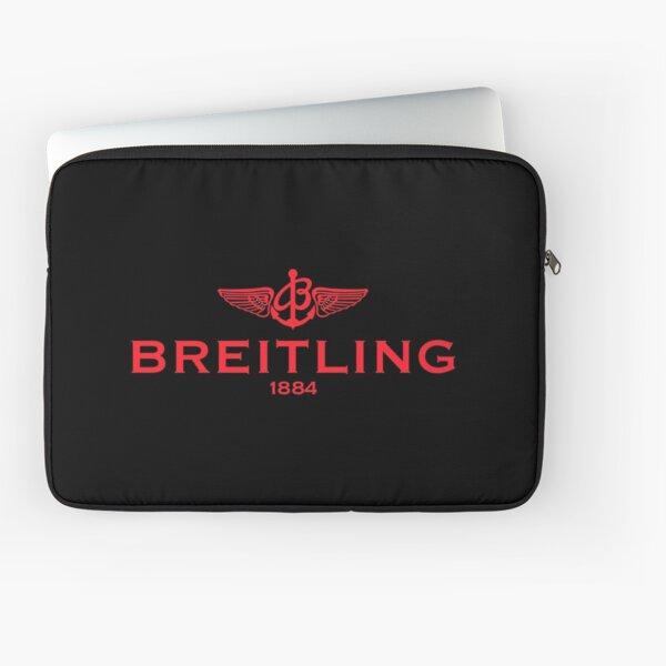 Recent Breitling Logo Laptop Sleeve