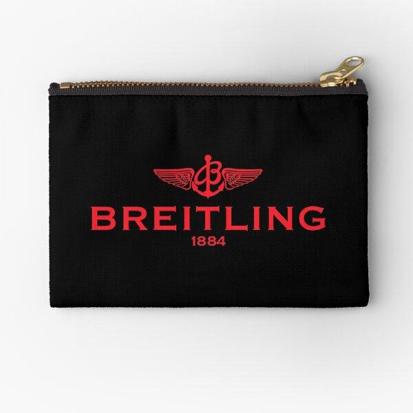 Recent Breitling Logo Zipper Pouch