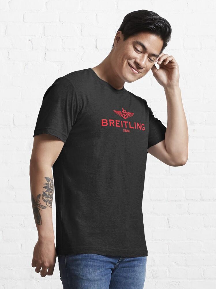 Alternate view of Recent Breitling Logo Essential T-Shirt