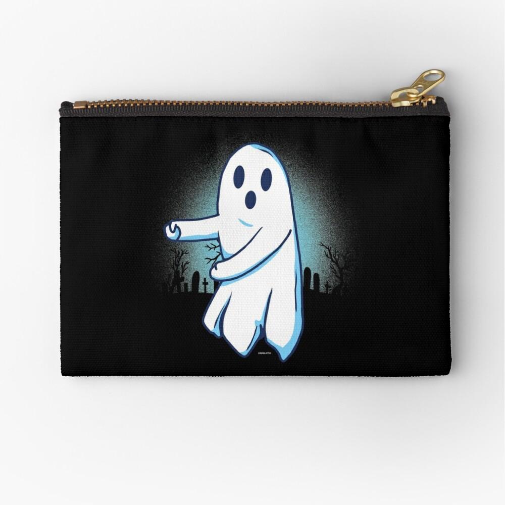 Ghost floss Halloween gift Täschchen