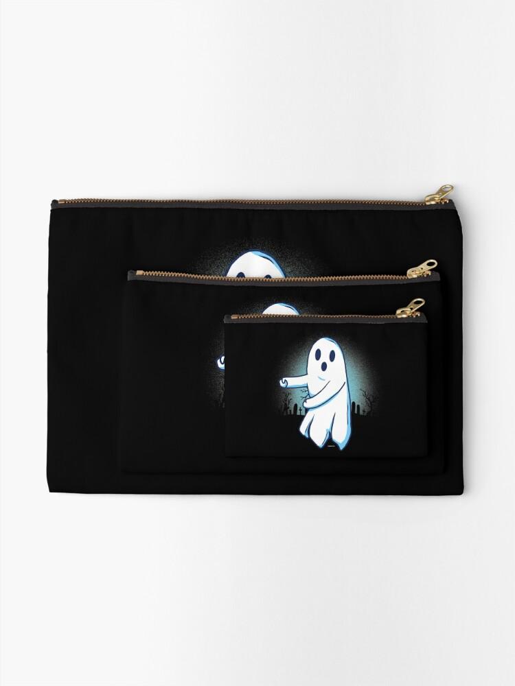 Alternative Ansicht von Ghost floss Halloween gift Täschchen