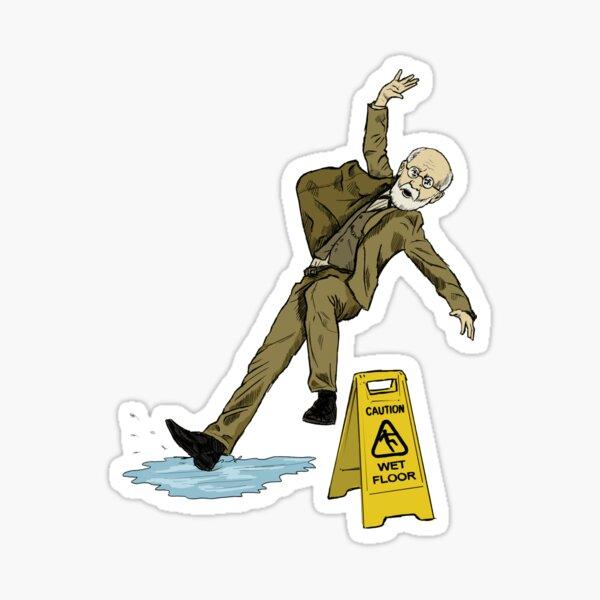 Freudian Slip Sticker