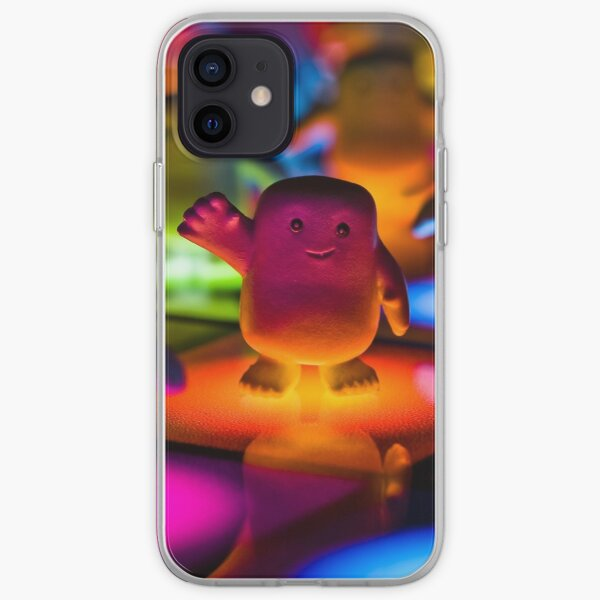 Adipose on the Dance Floor - Dr Who iPhone Soft Case