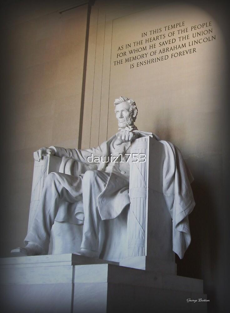 Lincoln Memorial  01 by dawiz1753