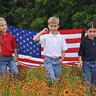 Patriotic Kids by EmmaLeigh