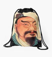 Ancient China First Emperor Drawstring Bag