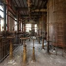 Rusty Cage by yanshee