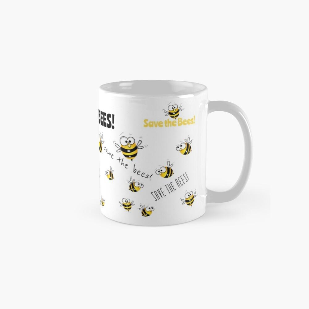 Save the Bees! Classic Mug