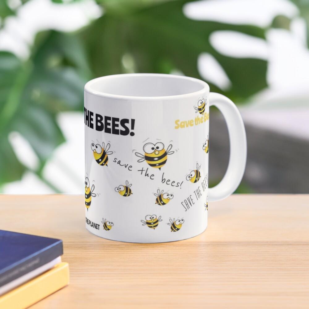 Save the Bees! Mug