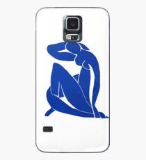 Funda/vinilo para Samsung Galaxy Henri Matisse - Blue Nude 1952 - Reproducción de obras de arte originales